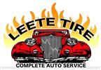 Leete Tire and Auto Center