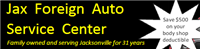 Jax Foreign Auto Service