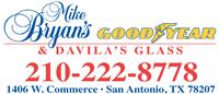 Mike Bryan's Goodyear