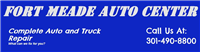 Fort Meade Auto Center