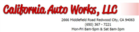 California Auto Works LLC