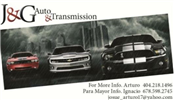 J & G Auto and Transmission