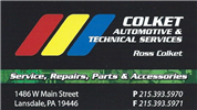 Colket Technical Services