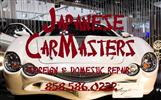 Japanese Carmasters
