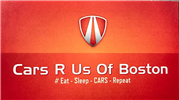 Cars R Us of Boston