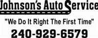 Johnsons Auto Service