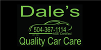 Dale's Quality Car Care