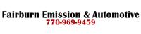 Fairburn Emission & Automotive