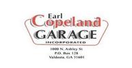Earl Copeland Garage Inc